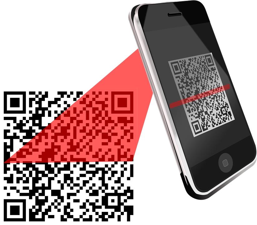 Use QR Code scanner to check-in appointment booking easily